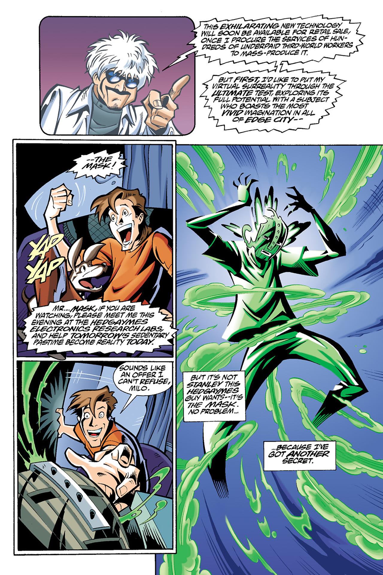 Read online Adventures Of The Mask Omnibus comic -  Issue #Adventures Of The Mask Omnibus Full - 353