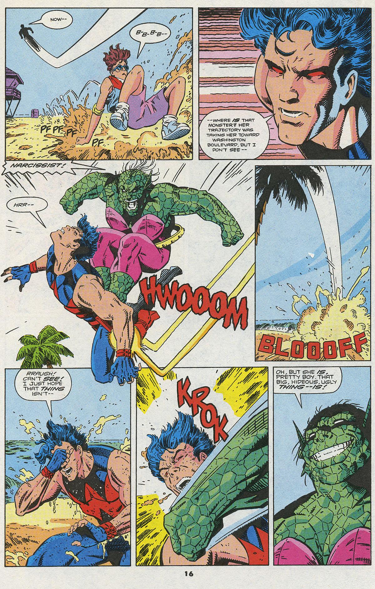 Read online Wonder Man (1991) comic -  Issue #3 - 14