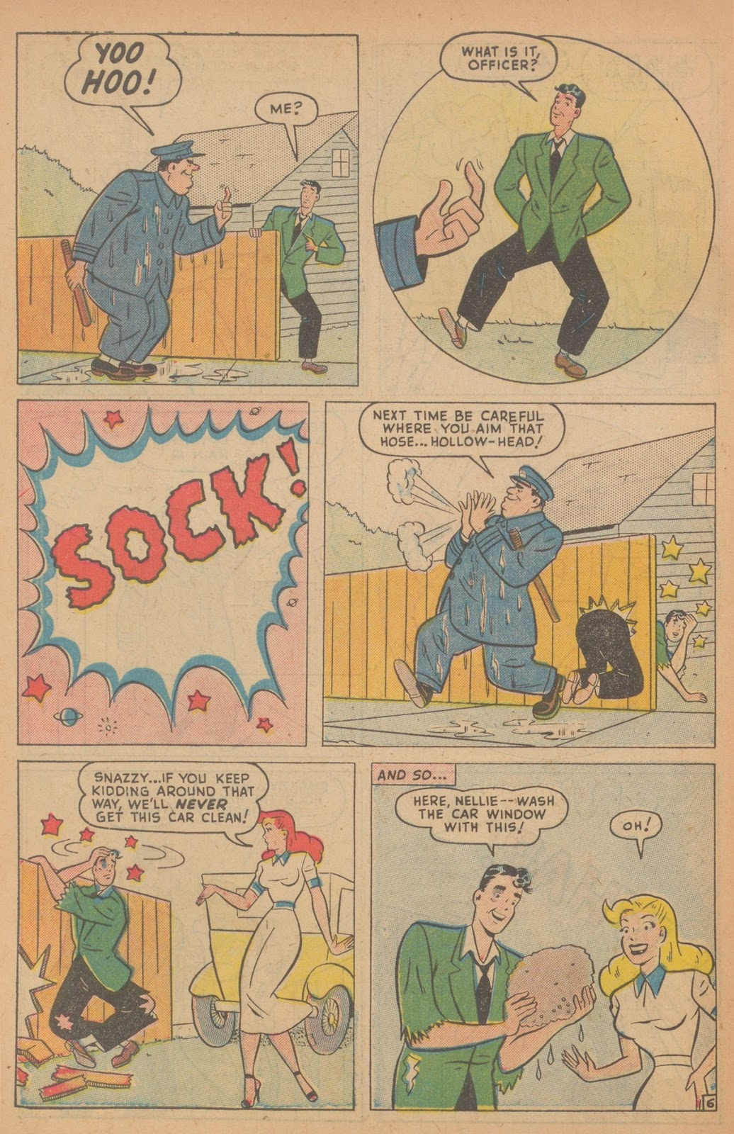 Read online Nellie The Nurse (1945) comic -  Issue #22 - 46