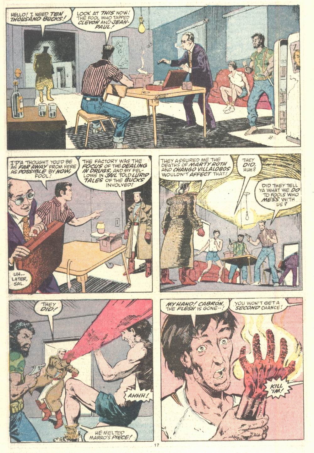 Read online Justice (1986) comic -  Issue #2 - 18