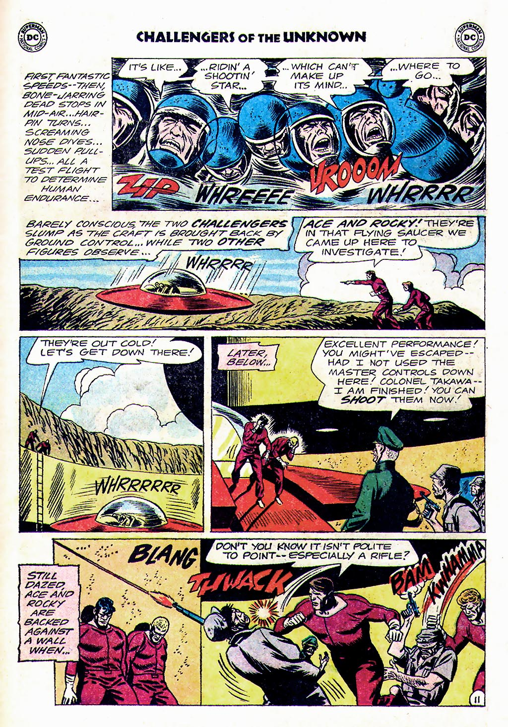 Challengers of the Unknown (1958) issue 38 - Page 31