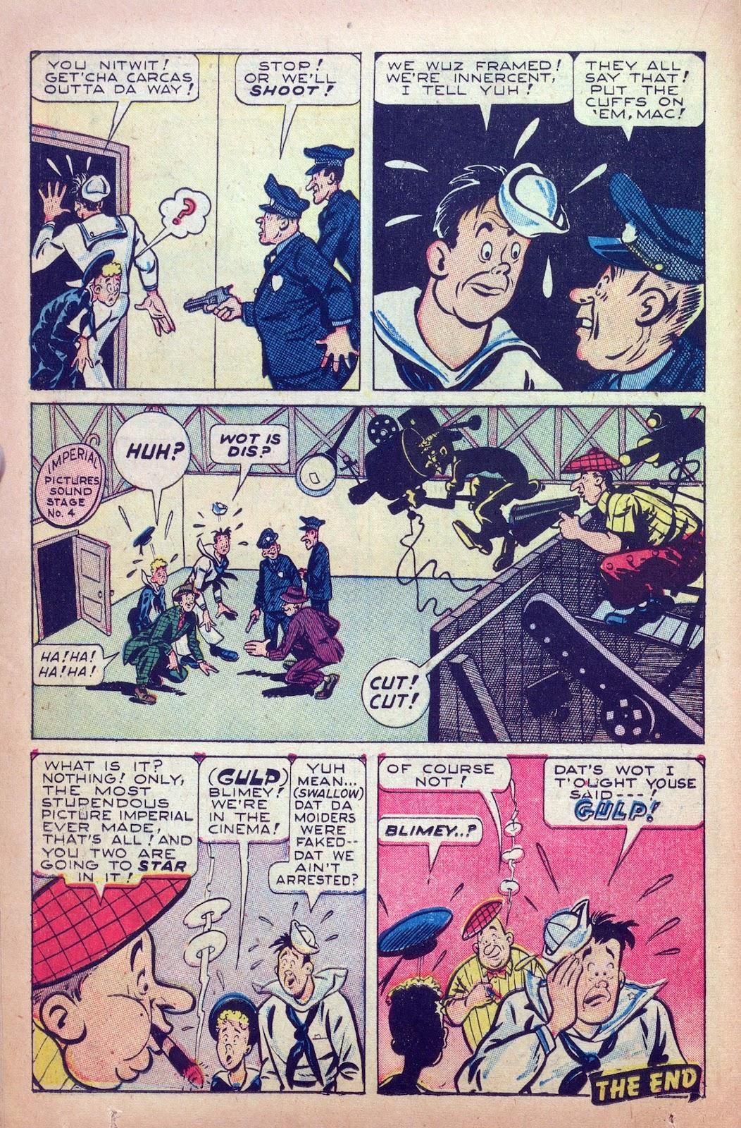 Read online Joker Comics comic -  Issue #21 - 14