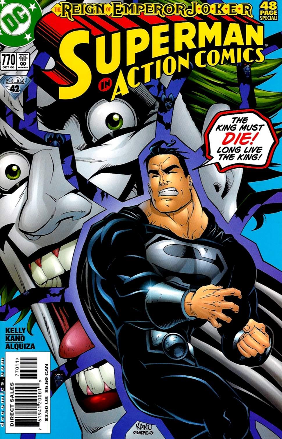 Action Comics (1938) 770 Page 1