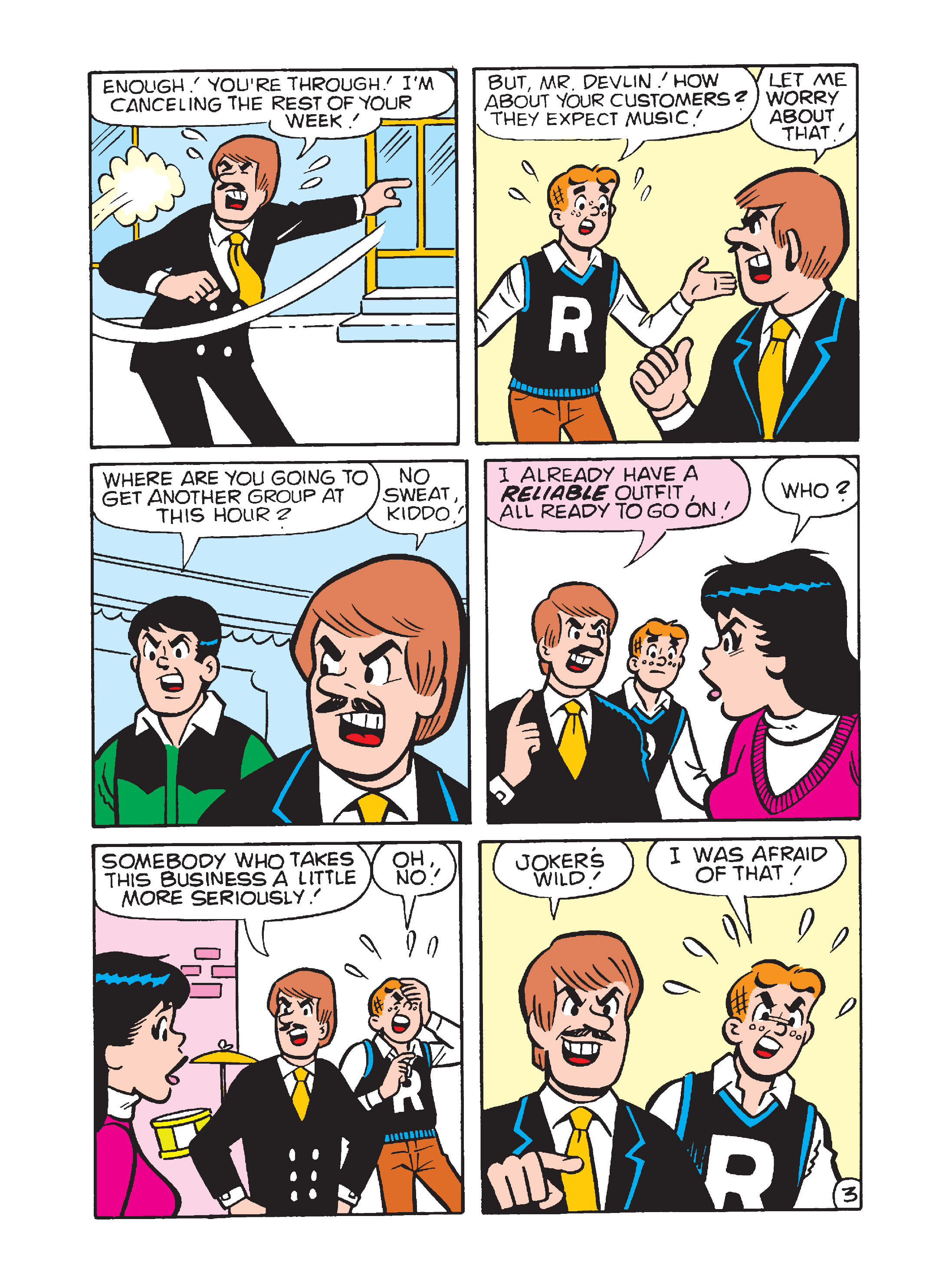 Read online Archie 1000 Page Comics Bonanza comic -  Issue #2 (Part 2) - 68