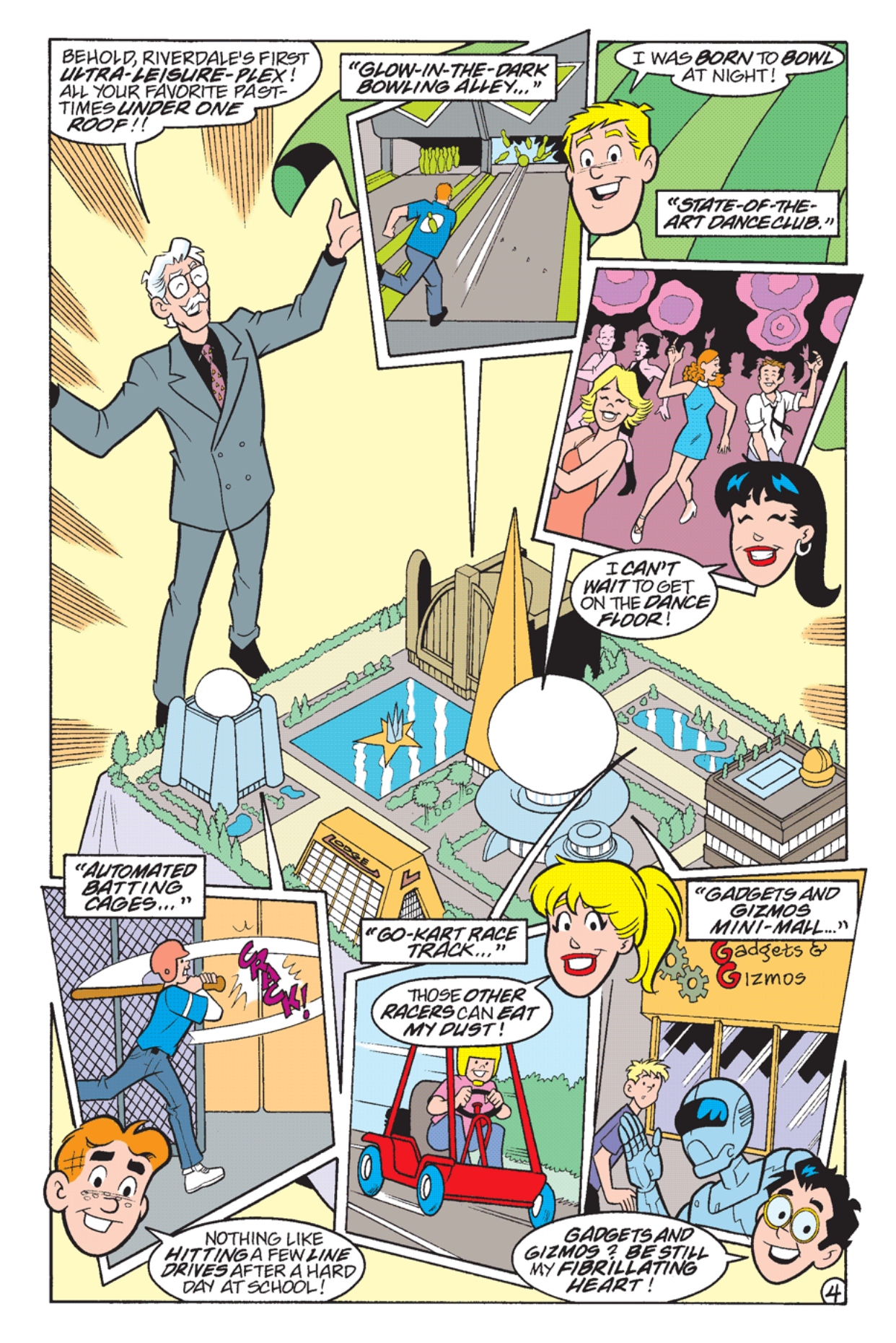 Read online Archie's Weird Mysteries comic -  Issue #23 - 6