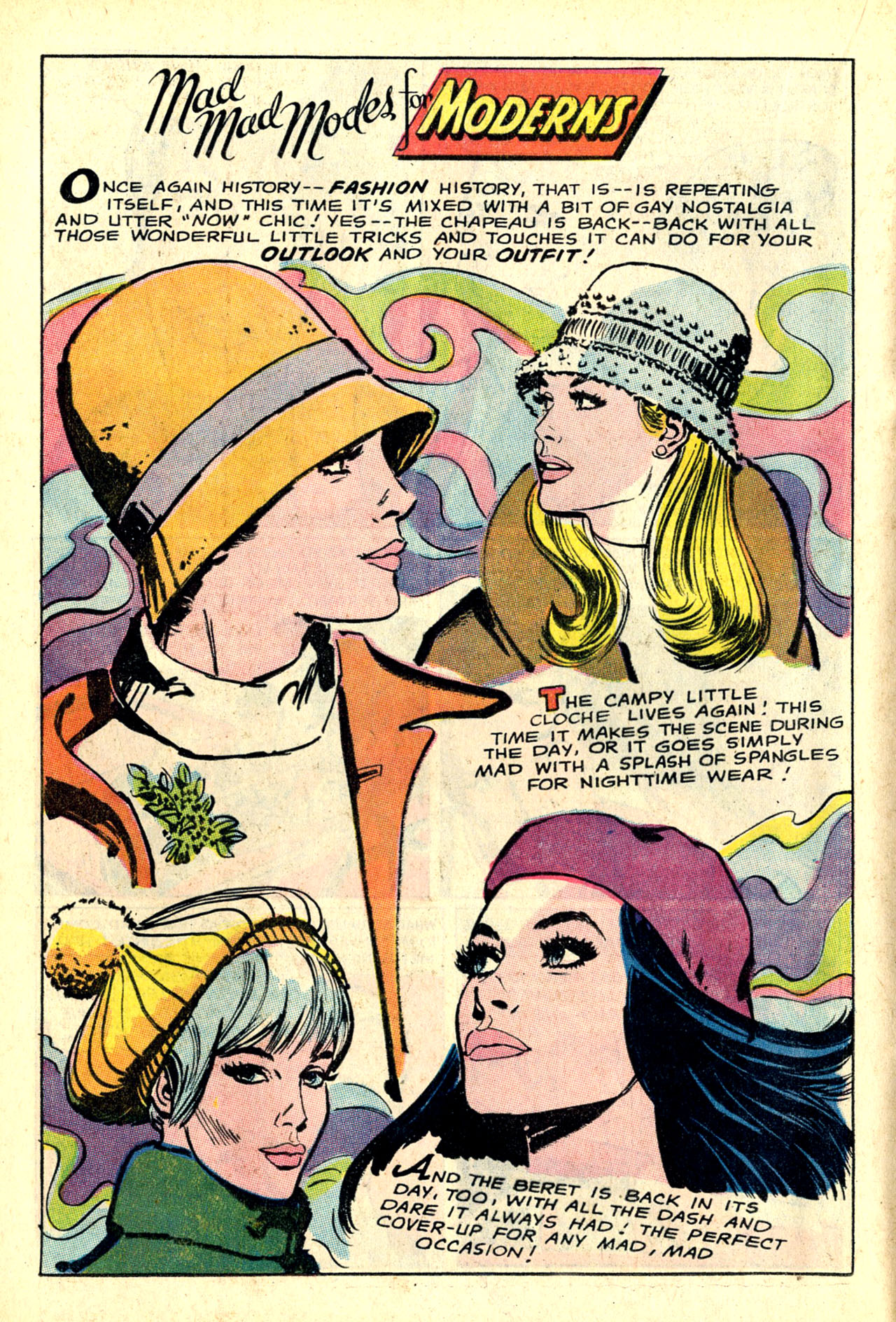 Read online Secret Hearts comic -  Issue #132 - 51