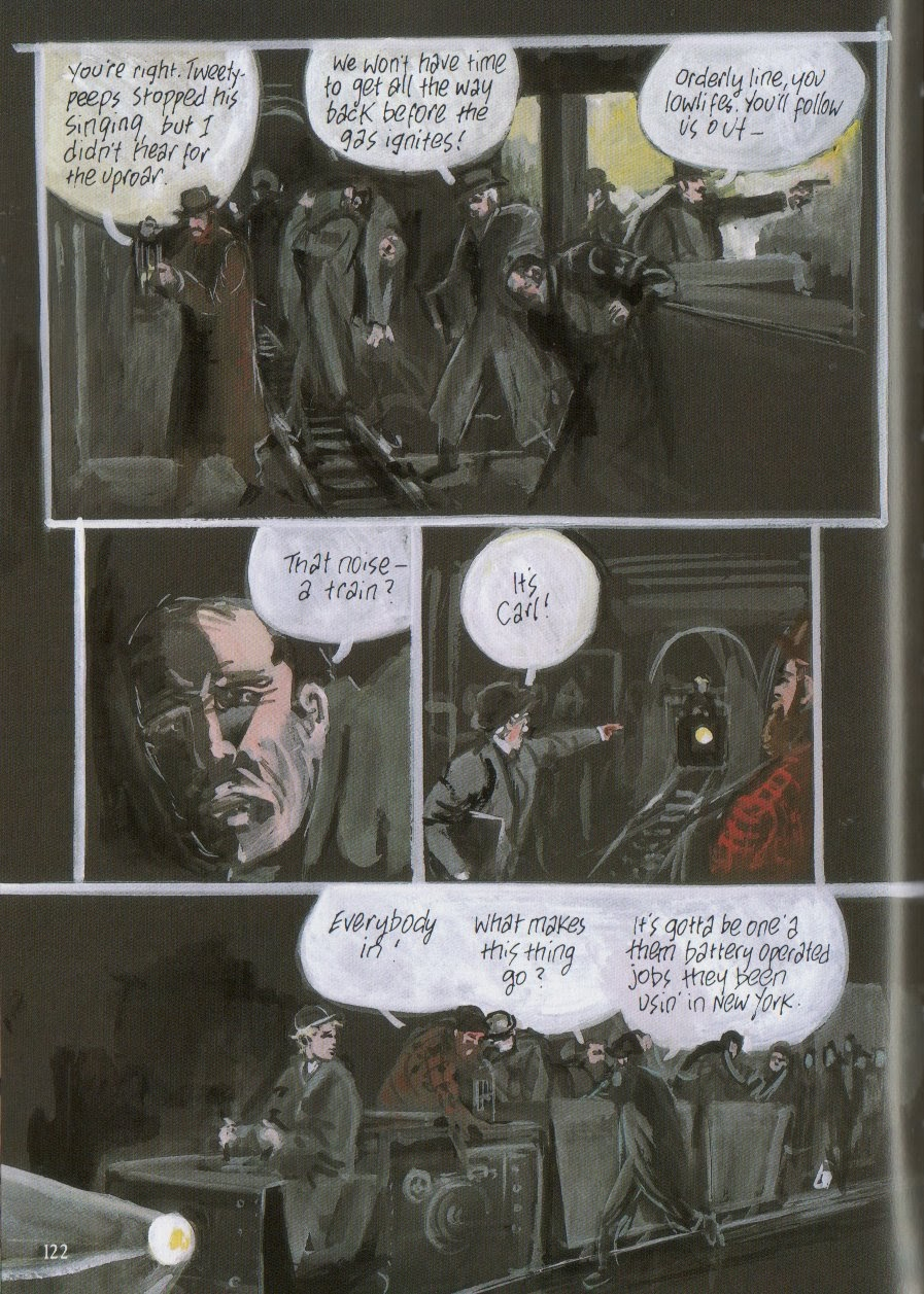 Read online The Black Diamond Detective Agency comic -  Issue # TPB - 115
