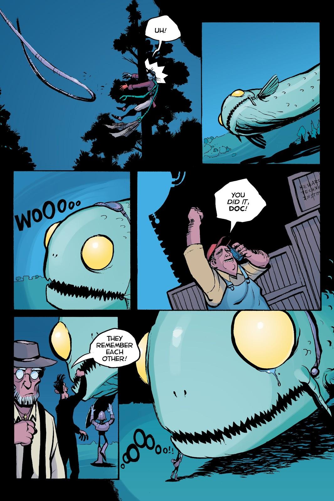 Read online Creature Tech (2019) comic -  Issue # TPB (Part 2) - 90