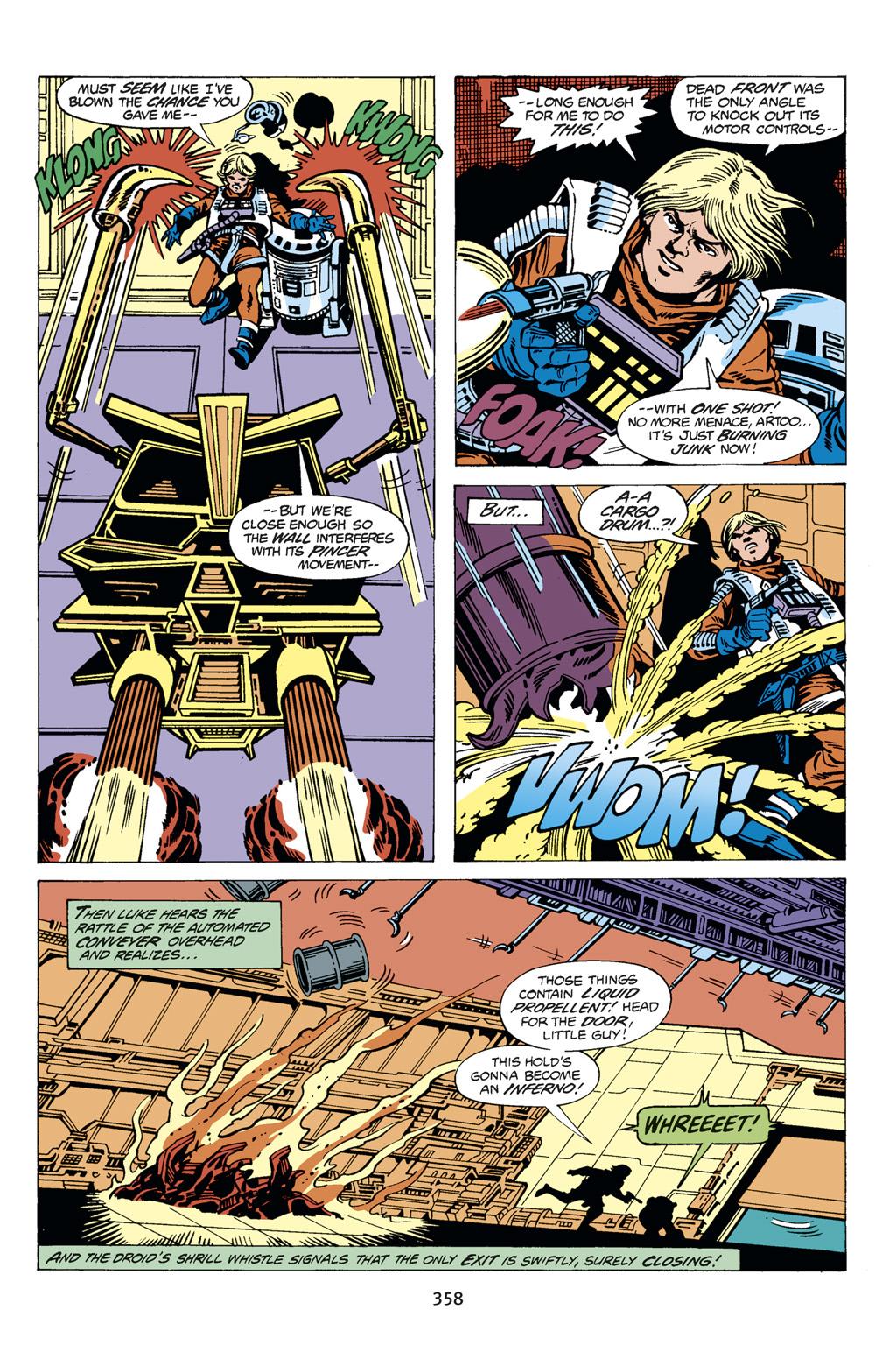 Read online Star Wars Omnibus comic -  Issue # Vol. 14 - 355