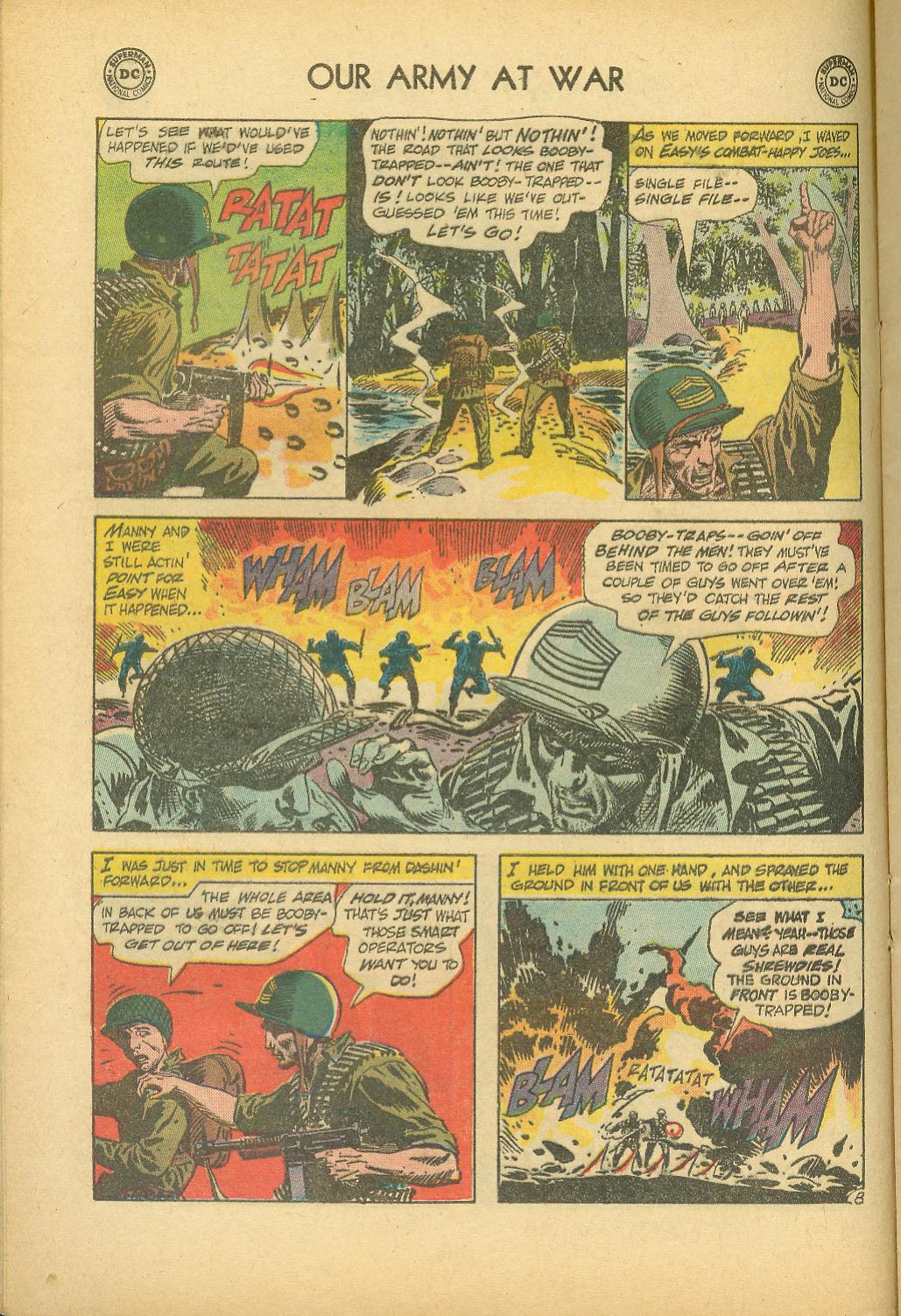 Our Army at War (1952) issue 100 - Page 12