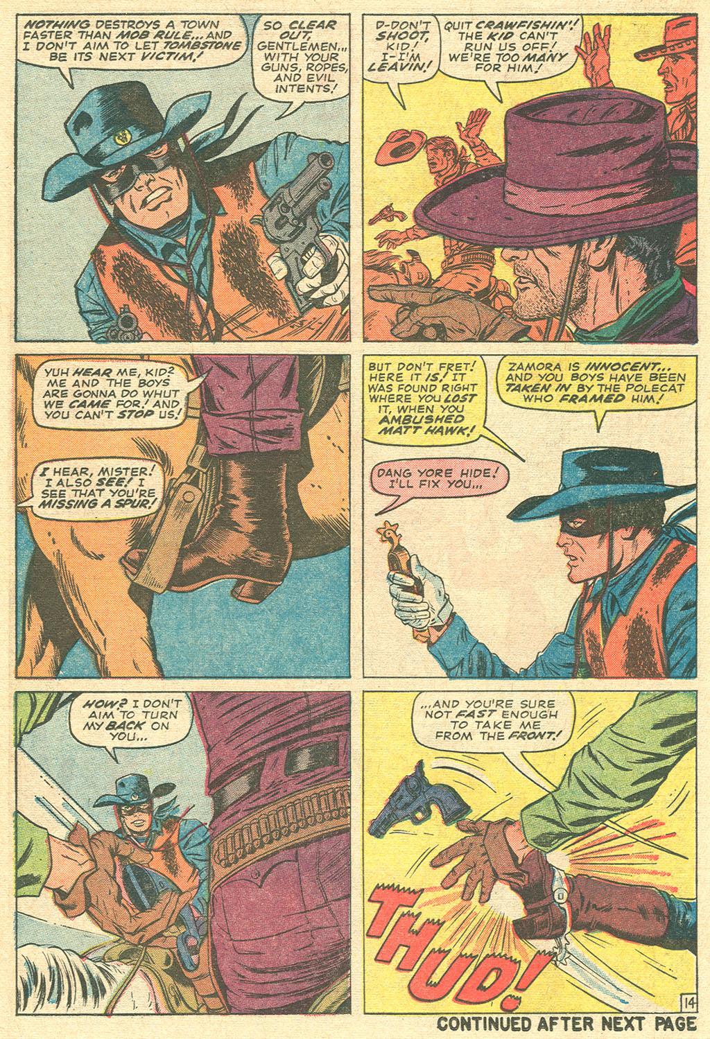 Read online Two-Gun Kid comic -  Issue #81 - 18