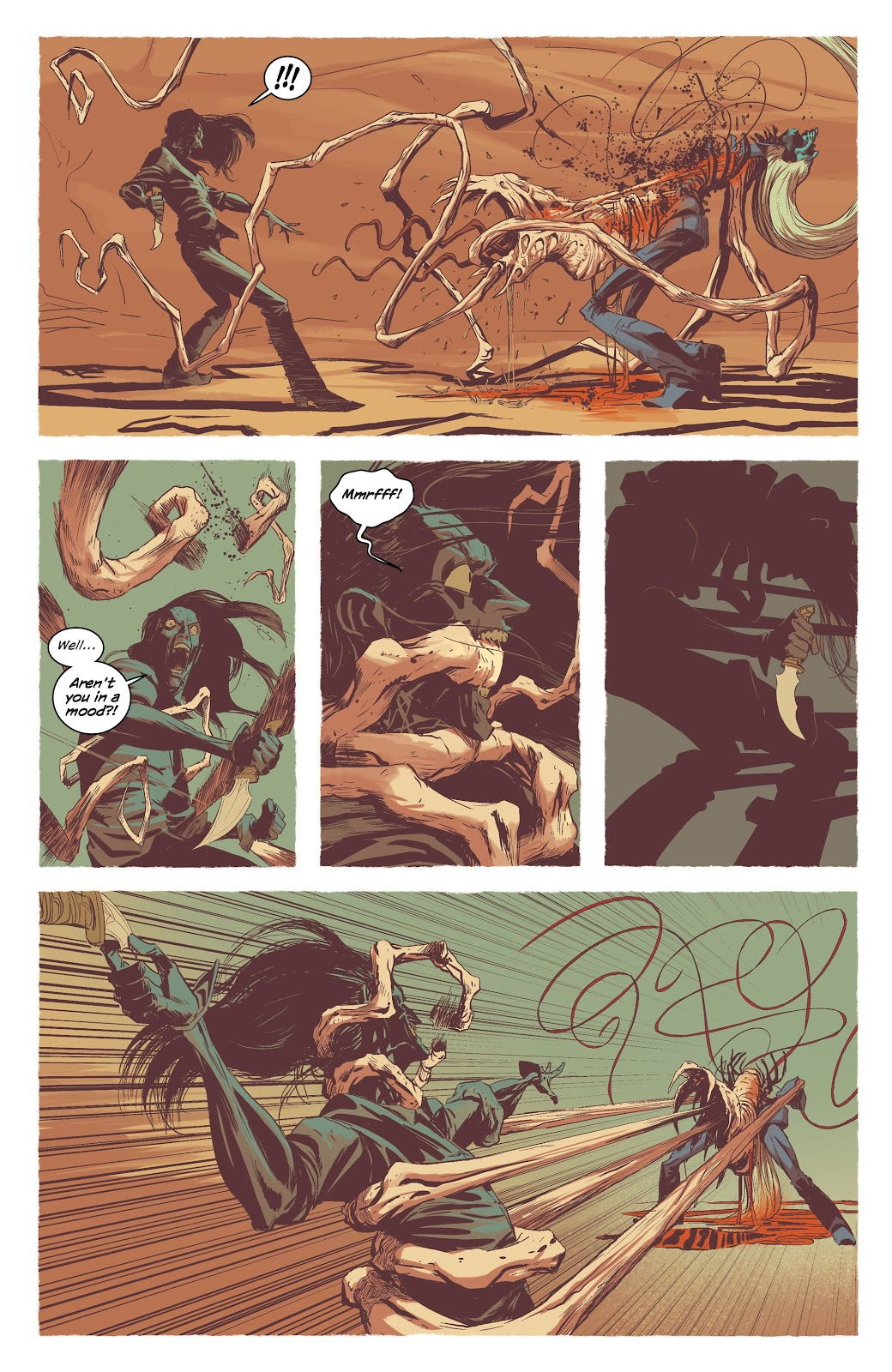 Read online East Of West comic -  Issue #42 - 17