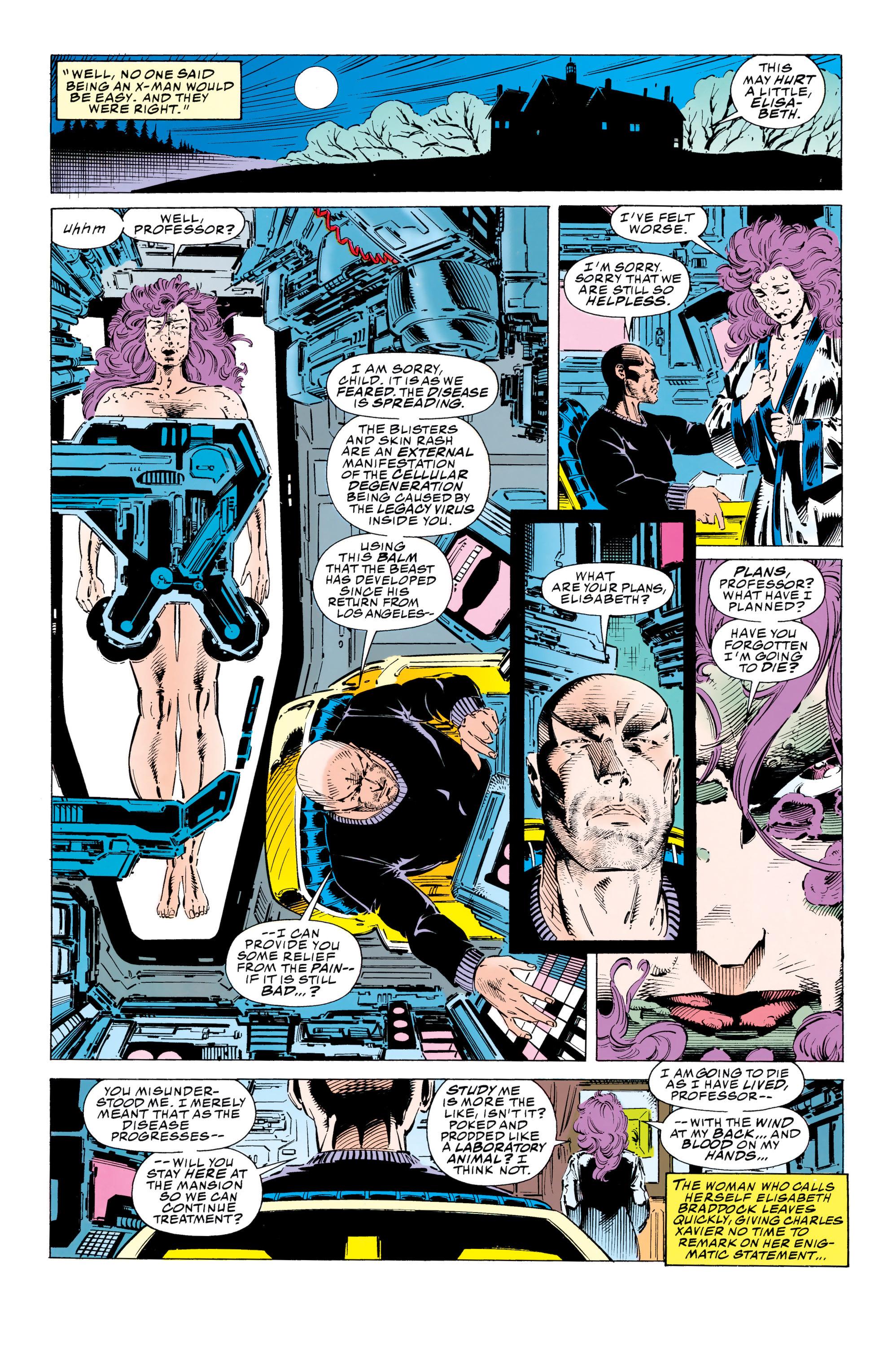 X-Men (1991) 28 Page 6