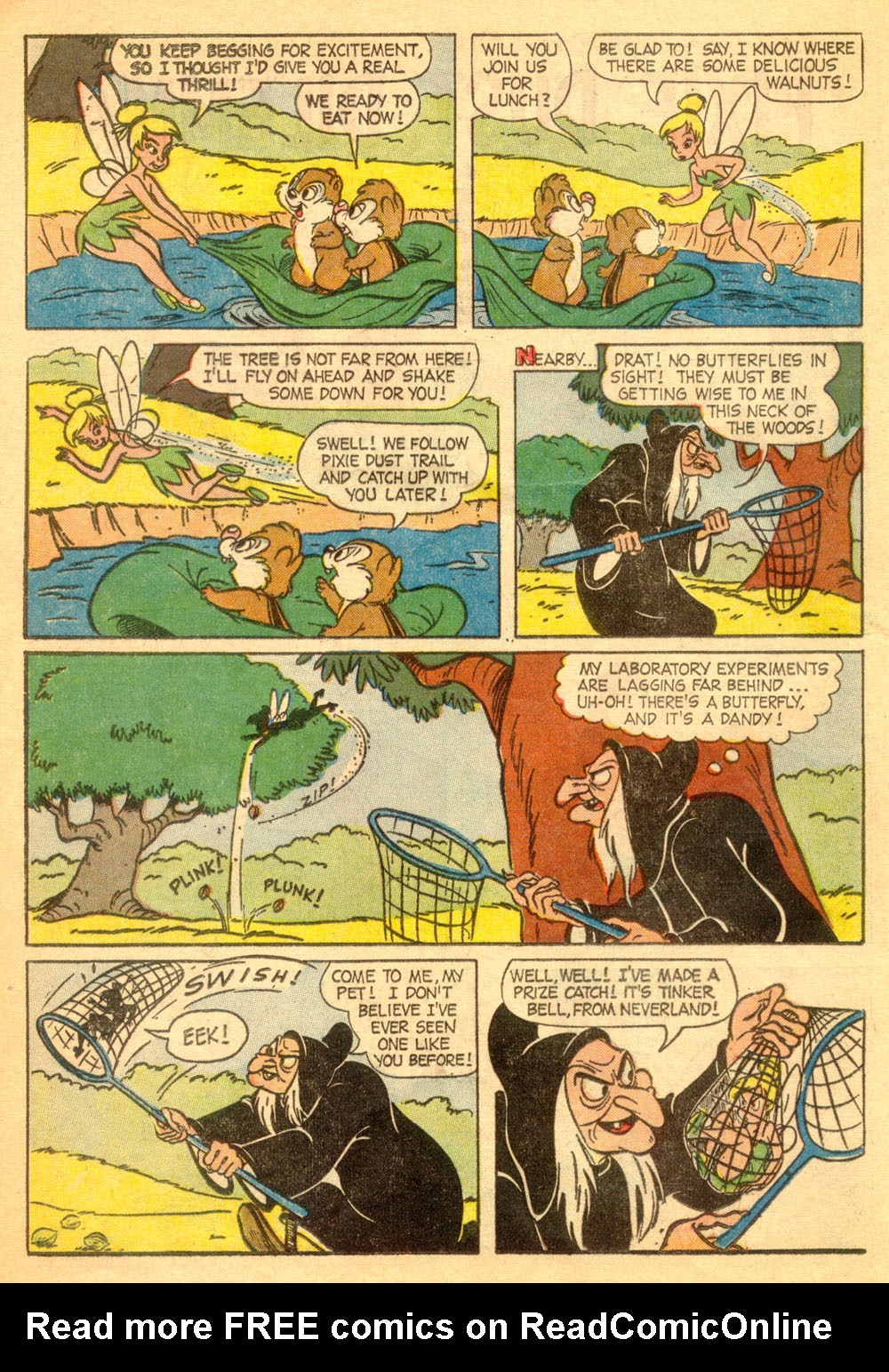 Walt Disney's Comics and Stories issue 239 - Page 20
