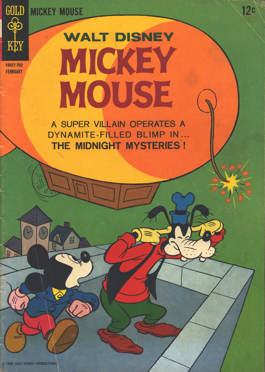 Walt Disney's Mickey Mouse issue 111 - Page 1