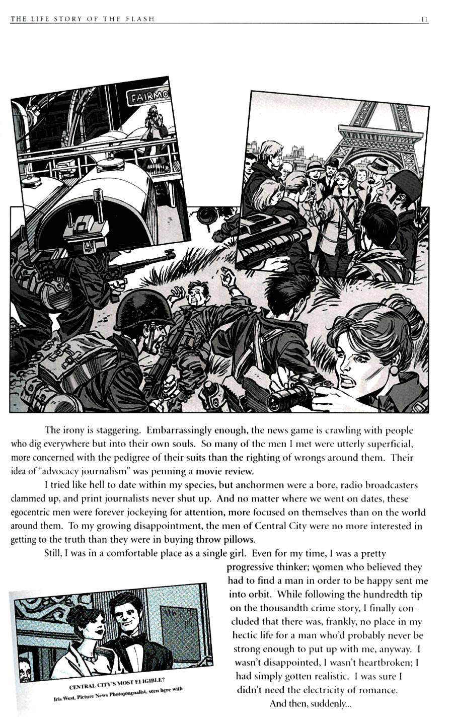 Read online The Life Story of the Flash comic -  Issue # Full - 13