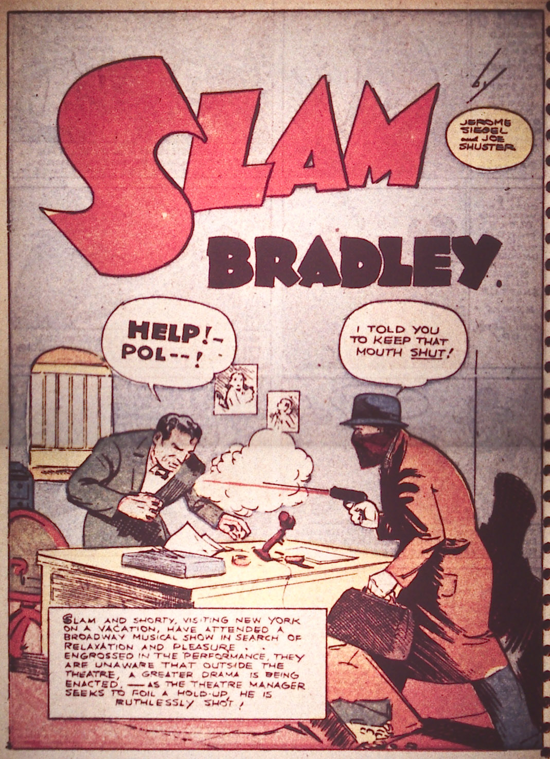 Read online Detective Comics (1937) comic -  Issue #16 - 54