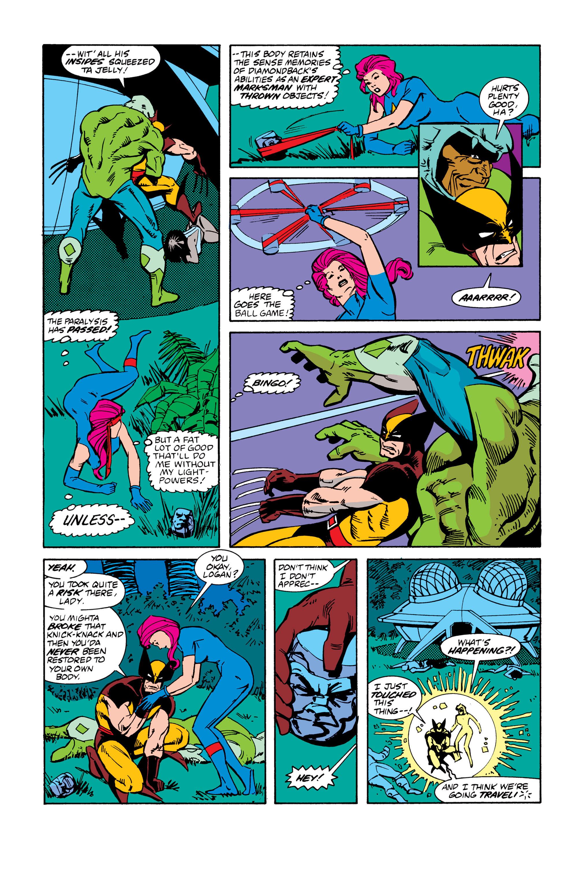 Read online Uncanny X-Men (1963) comic -  Issue # _Annual 13 - 16