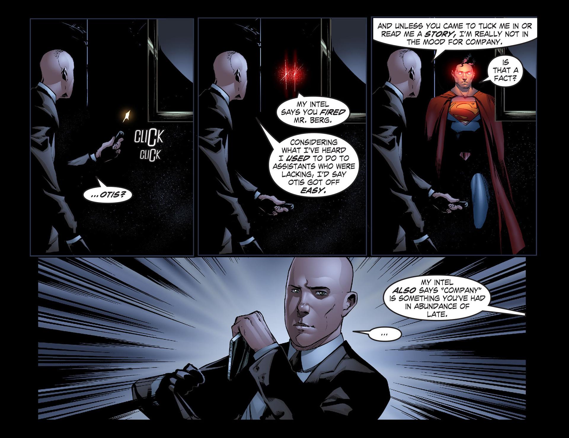 Read online Smallville: Season 11 comic -  Issue #40 - 8