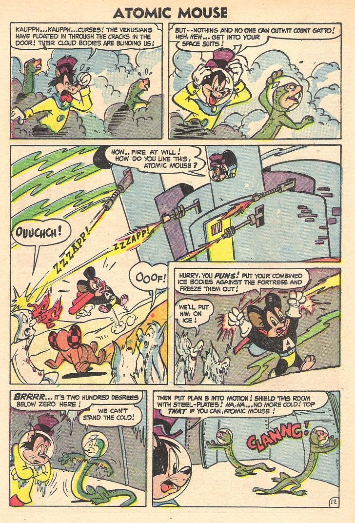 Atomic Mouse issue 7 - Page 14