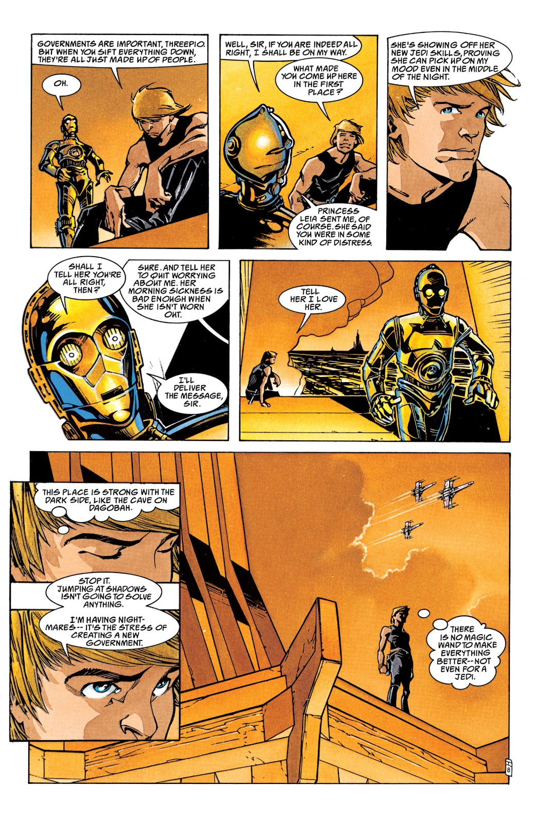 Read online Star Wars Legends: The New Republic - Epic Collection comic -  Issue # TPB 4 (Part 1) - 14