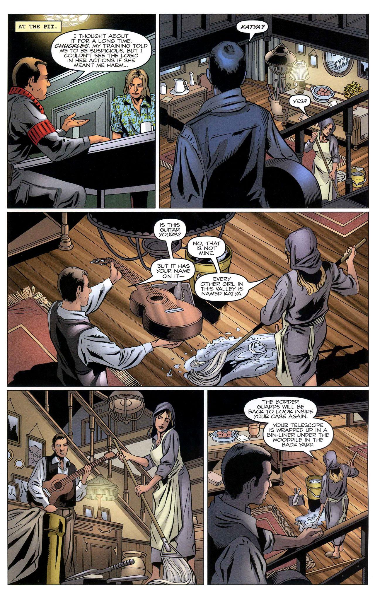 G.I. Joe: A Real American Hero 171 Page 4