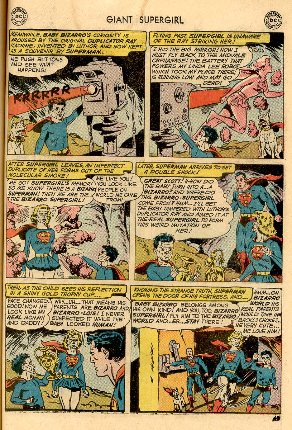 Action Comics (1938) 347 Page 50