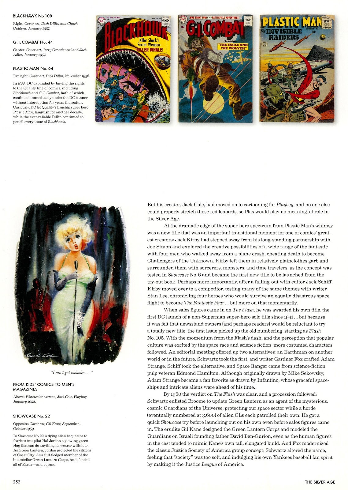 Read online 75 Years Of DC Comics comic -  Issue # TPB (Part 3) - 65