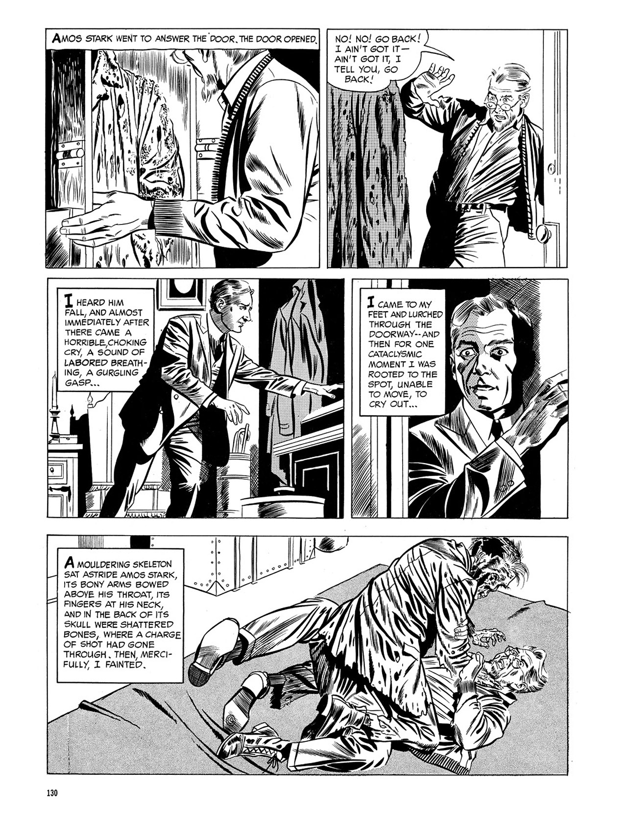 Read online Eerie Archives comic -  Issue # TPB 3 - 131