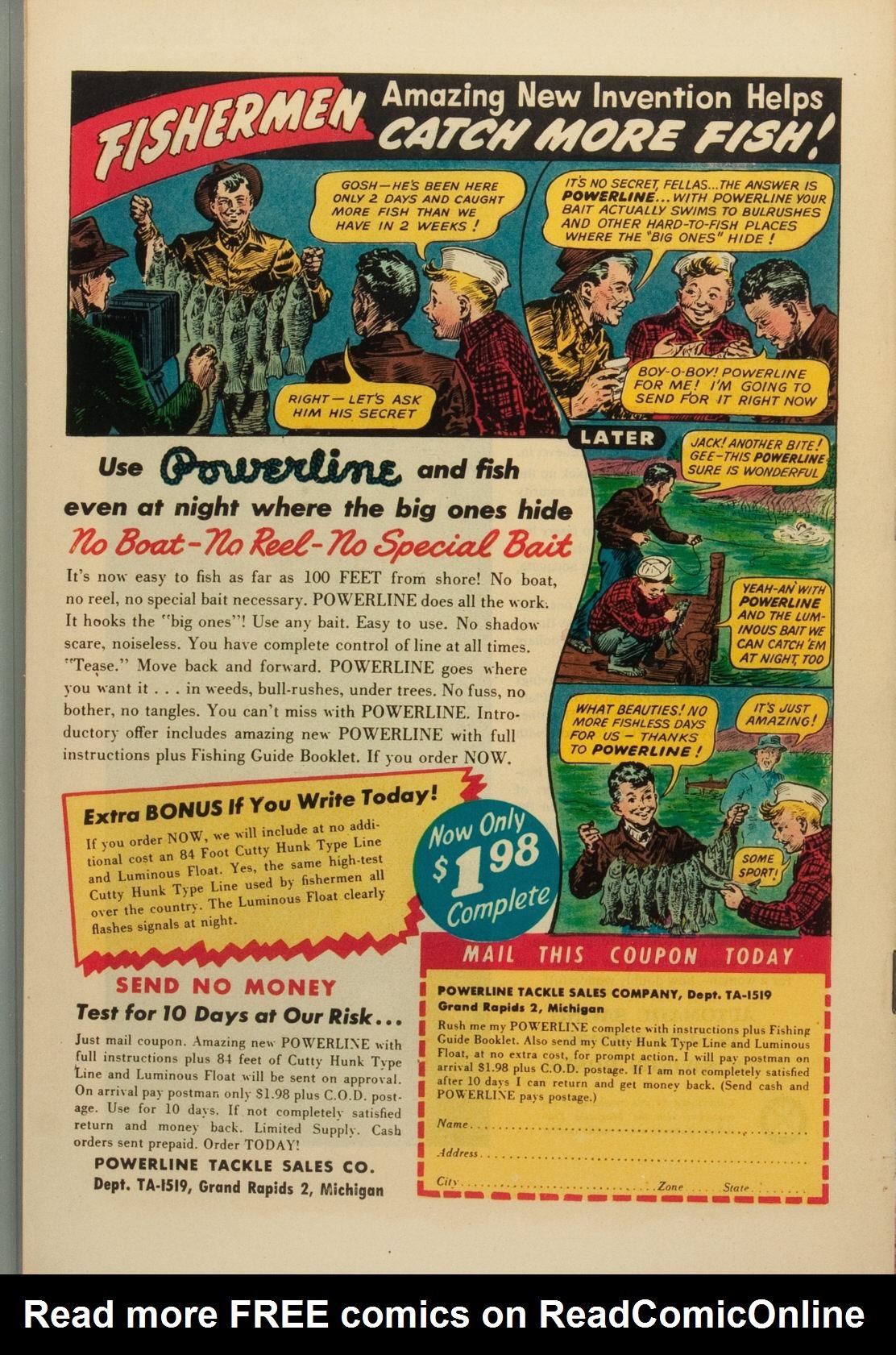 Read online Shadow Comics comic -  Issue #99 - 1