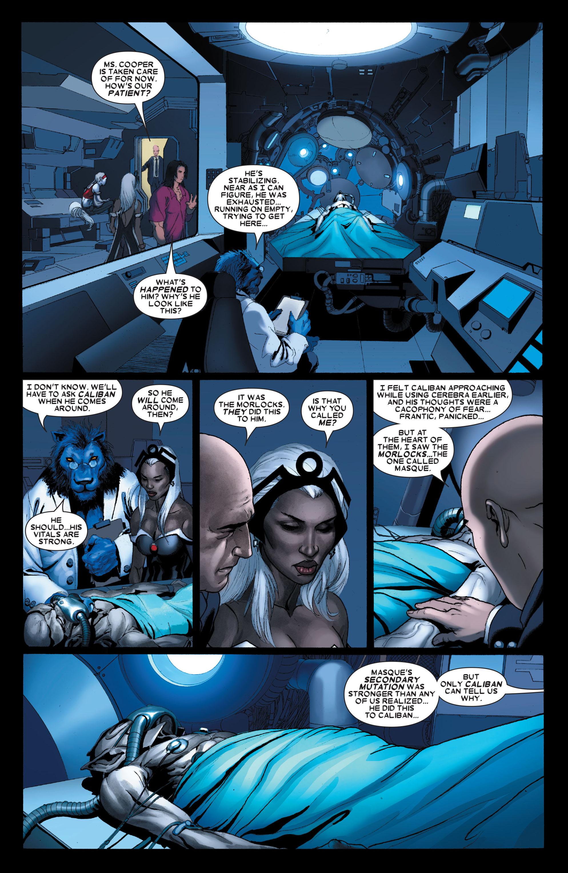 Read online Uncanny X-Men (1963) comic -  Issue #487 - 20