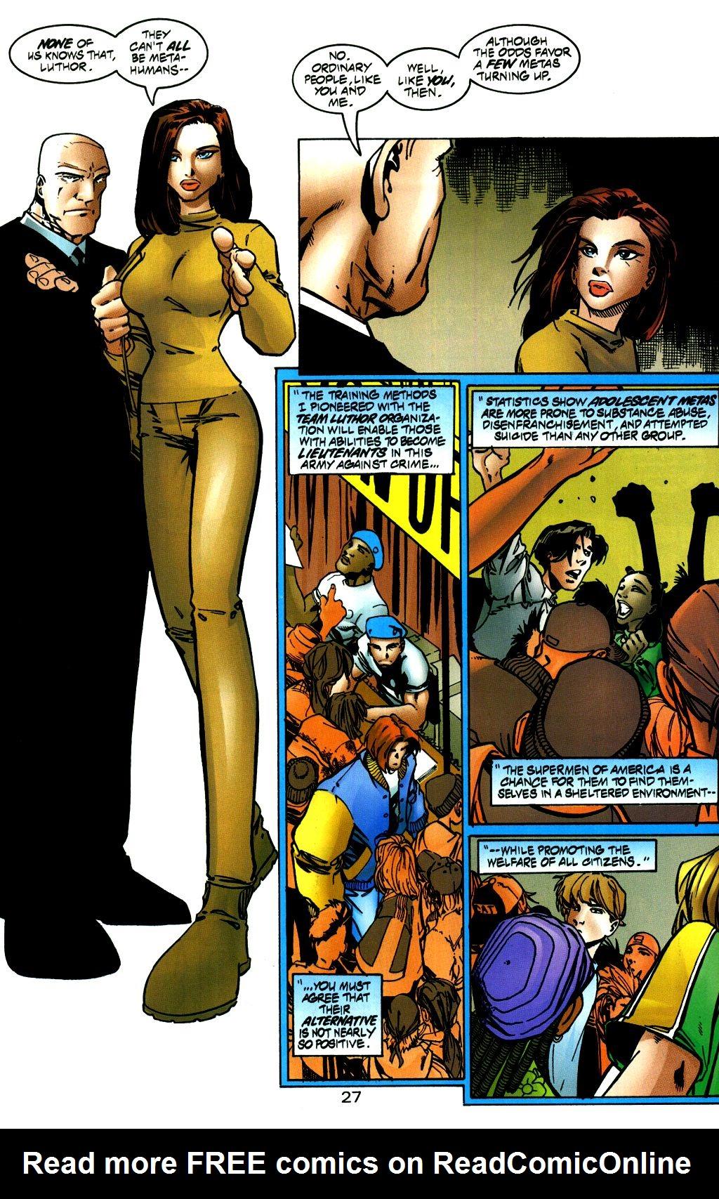 Read online Supermen of America comic -  Issue # Full - 28