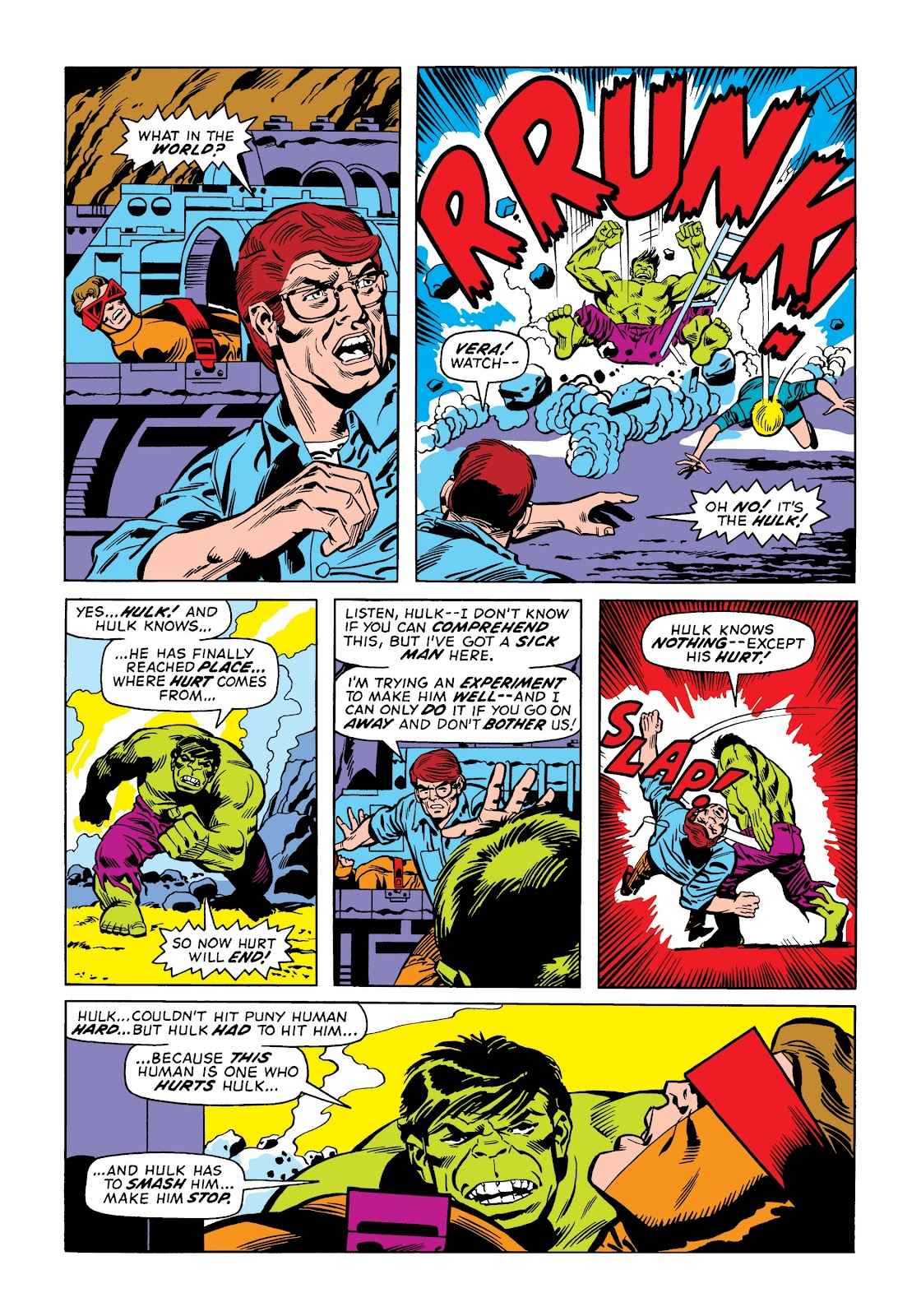 Read online Marvel Masterworks: The Incredible Hulk comic -  Issue # TPB 9 (Part 2) - 9