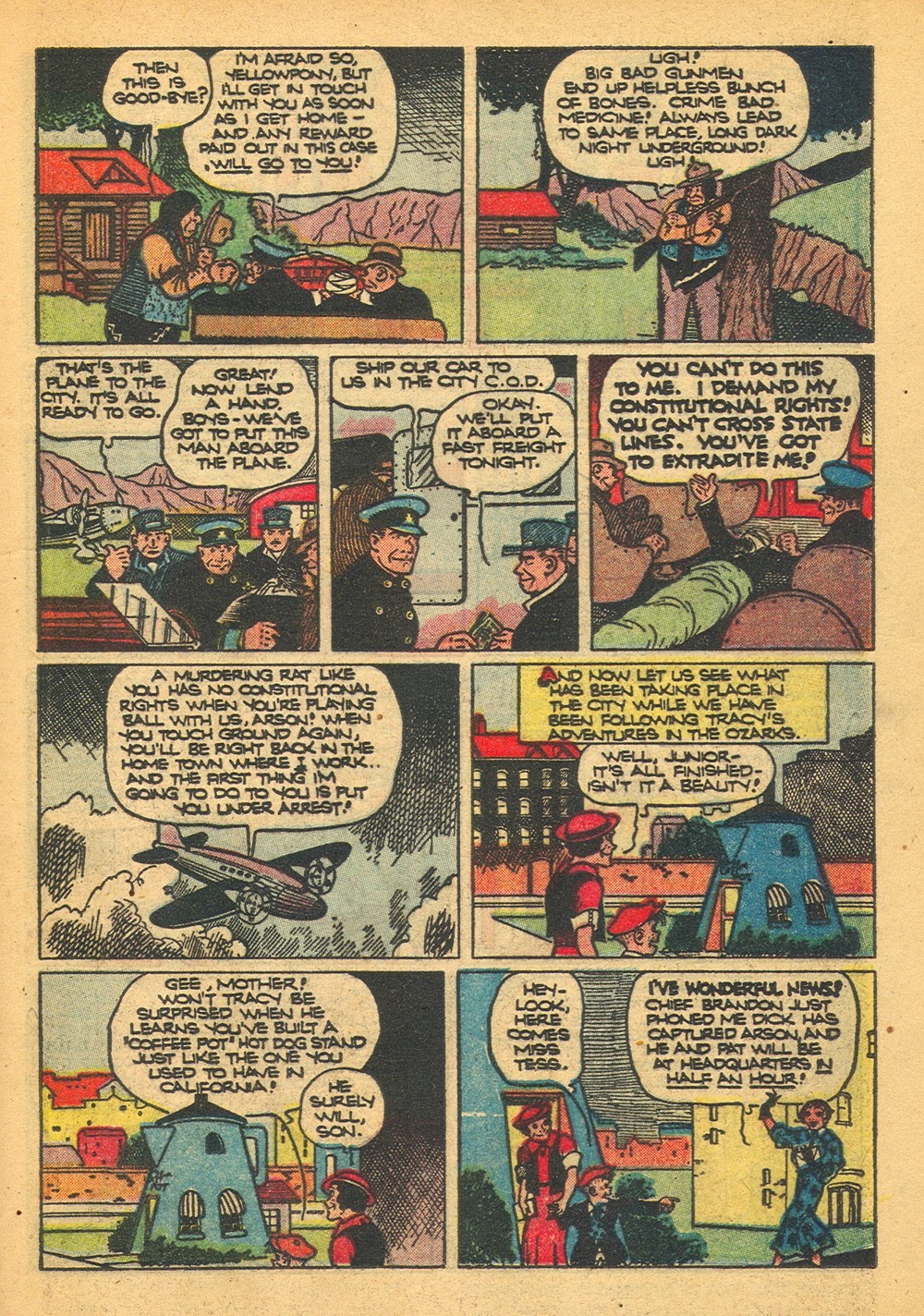 Dick Tracy Monthly issue 10 - Page 25