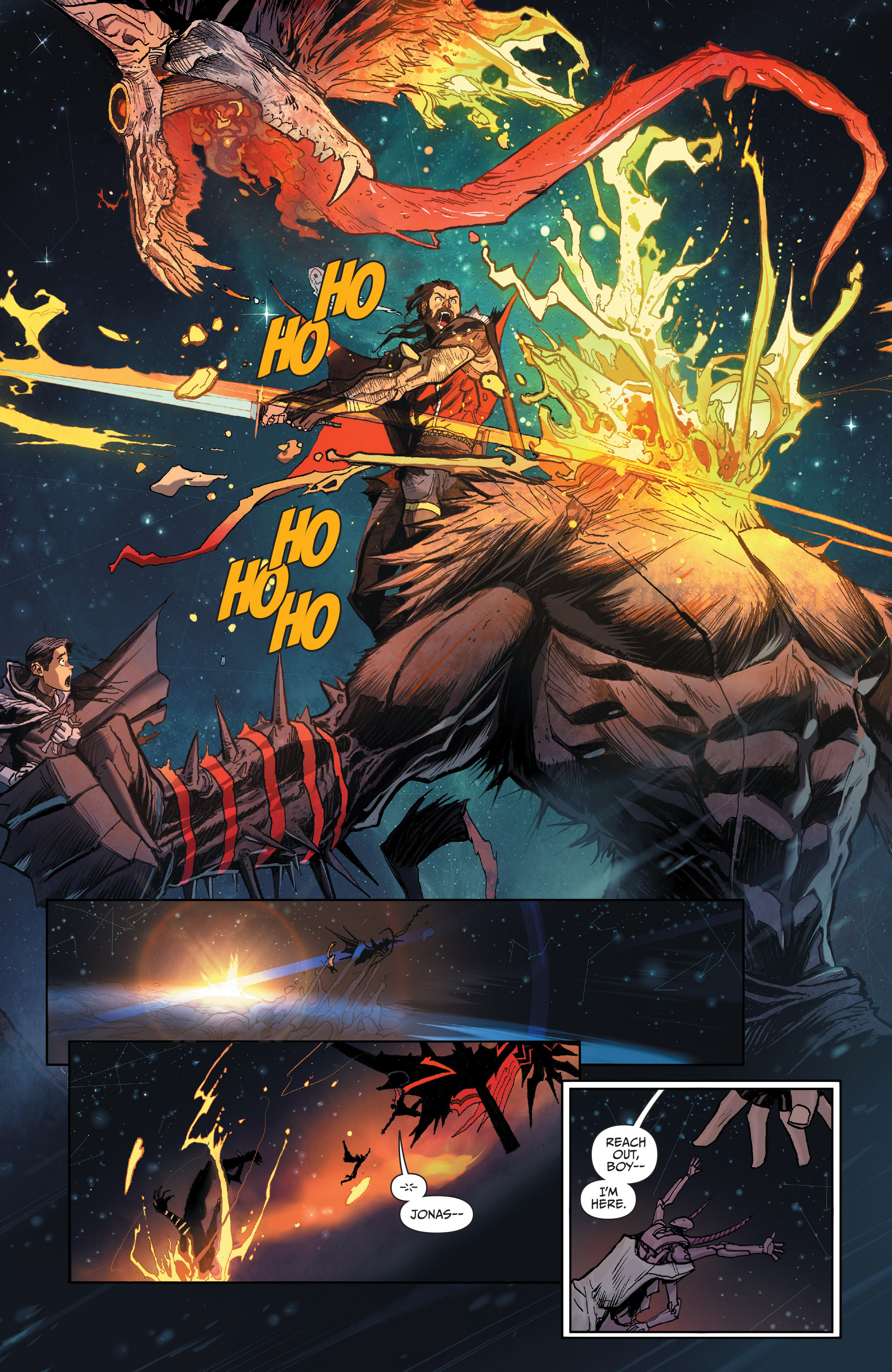 Read online Klaus comic -  Issue #7 - 25