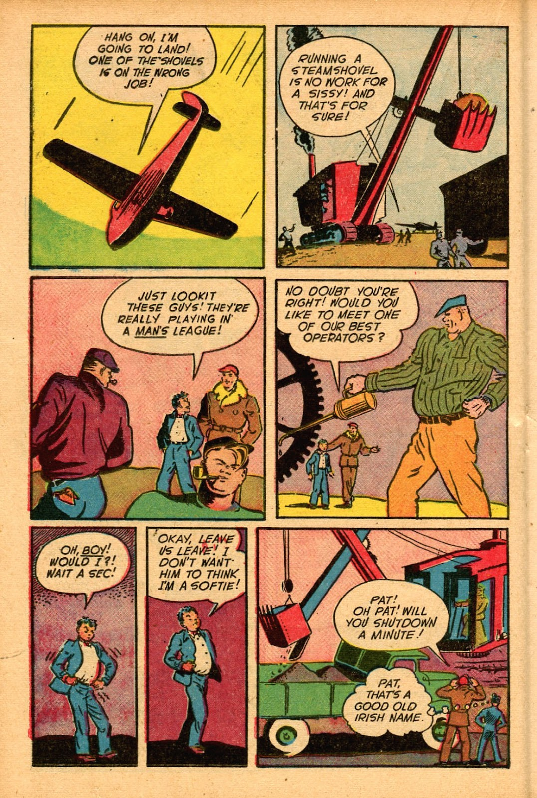 Read online Famous Funnies comic -  Issue #155 - 30