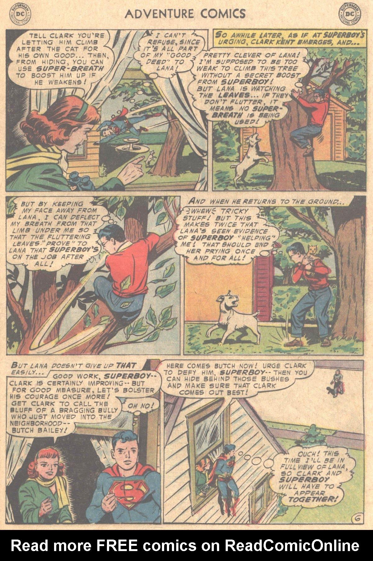 Read online Adventure Comics (1938) comic -  Issue #331 - 24
