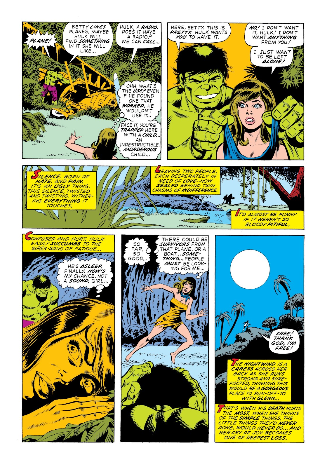 Read online Marvel Masterworks: The Incredible Hulk comic -  Issue # TPB 9 (Part 3) - 90