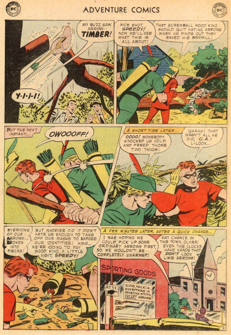 Read online Adventure Comics (1938) comic -  Issue #249 - 20