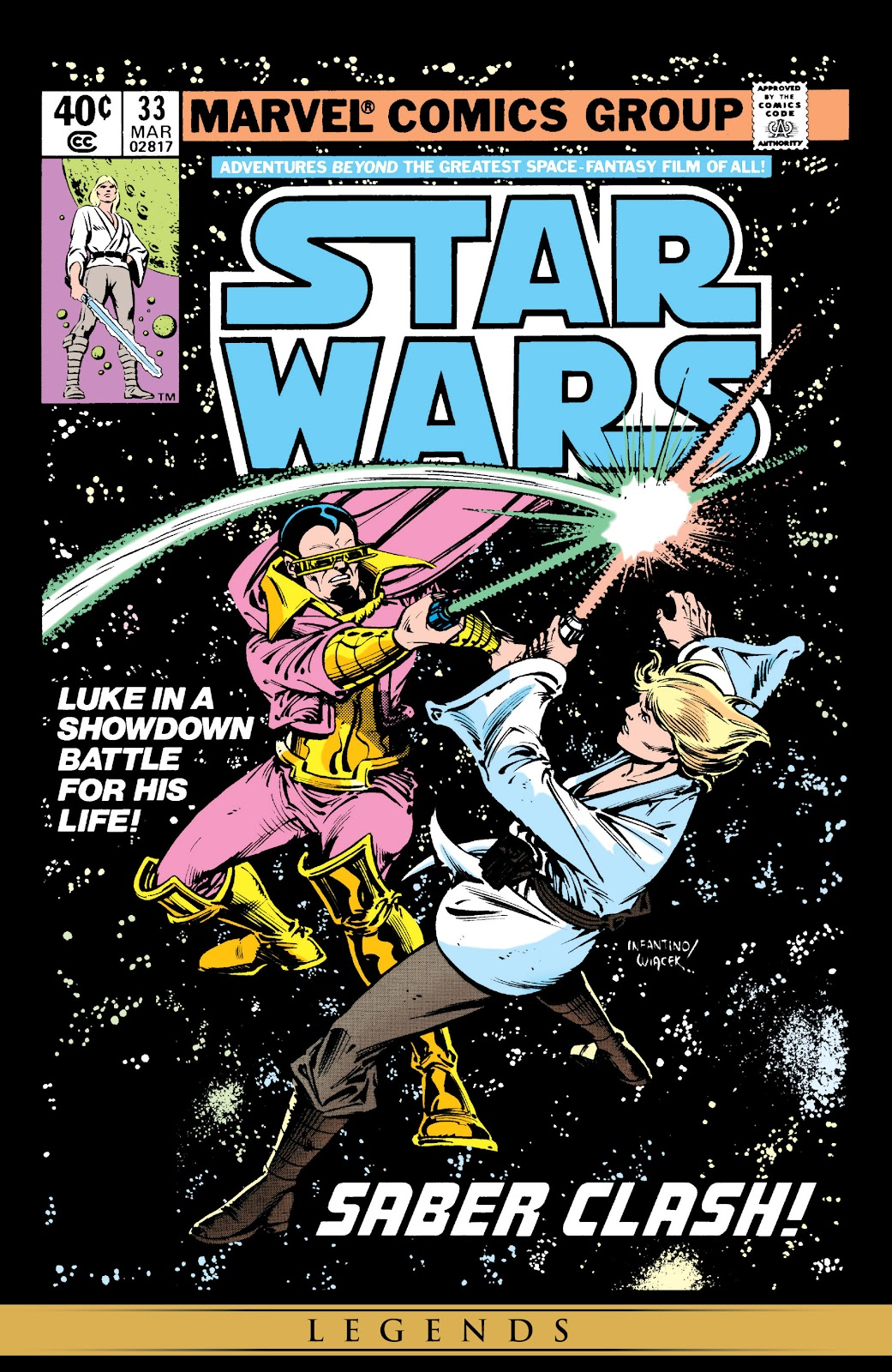 Read online Star Wars Legends: The Original Marvel Years - Epic Collection comic -  Issue # TPB 2 (Part 2) - 67
