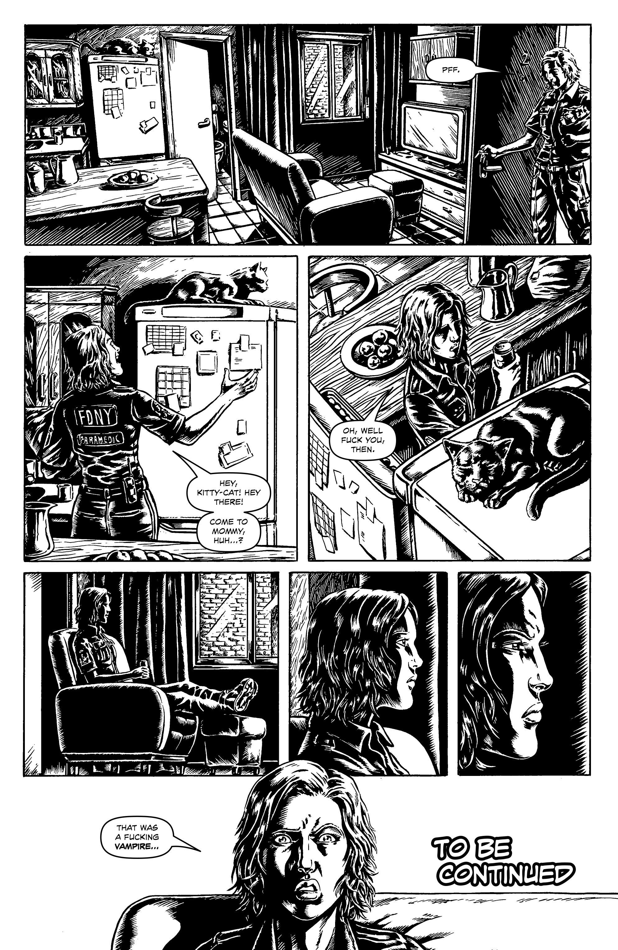 Read online Alan Moore's Cinema Purgatorio comic -  Issue #1 - 22