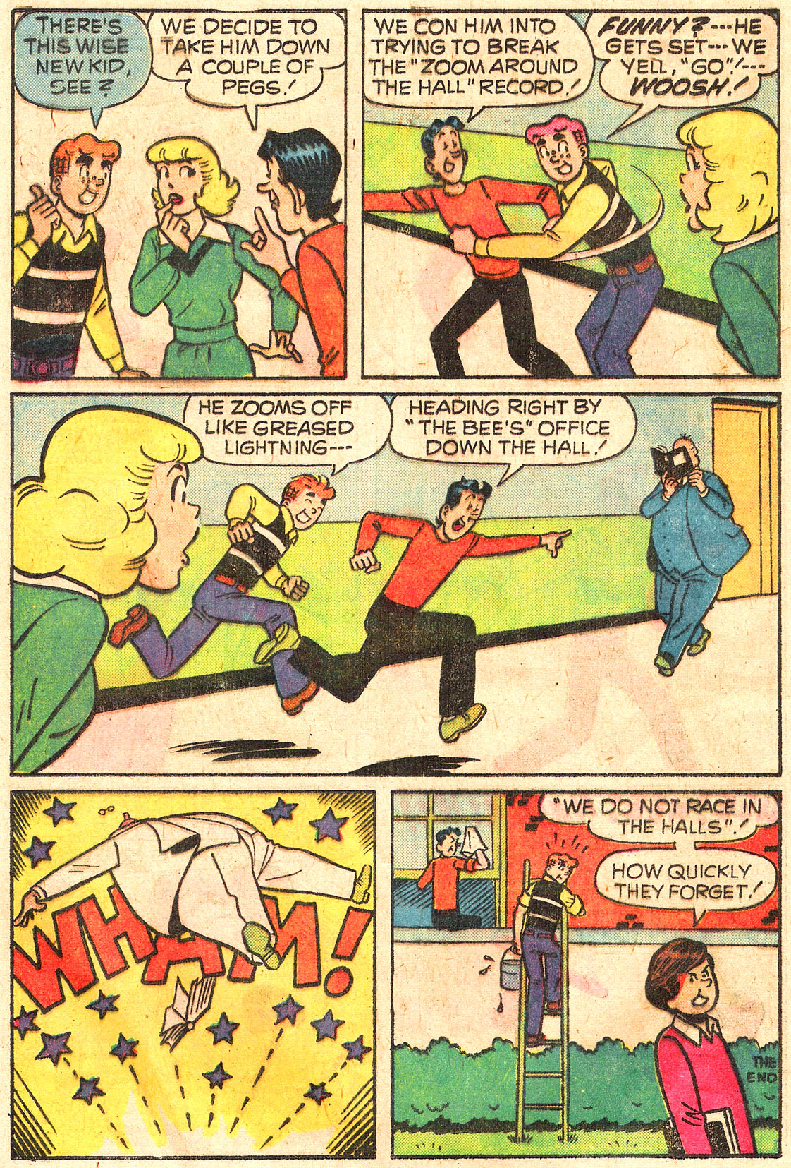Read online Archie (1960) comic -  Issue #250 - 24