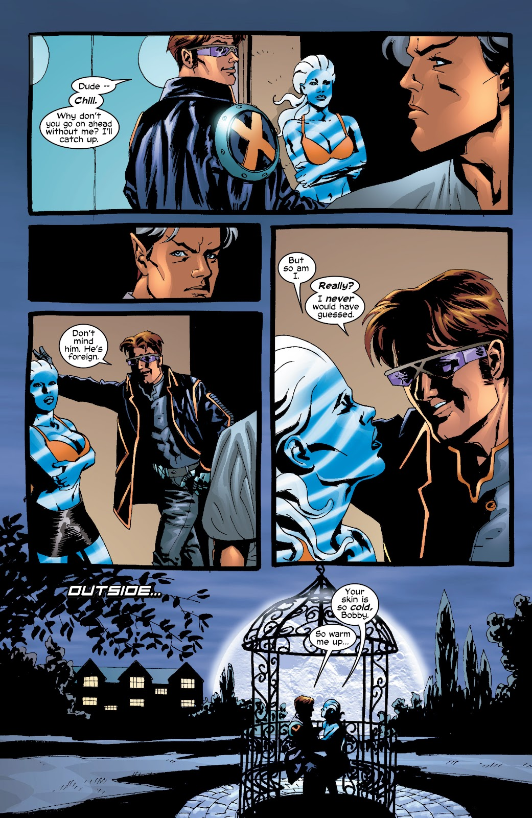 Read online X-Men: Unstoppable comic -  Issue # TPB (Part 2) - 37