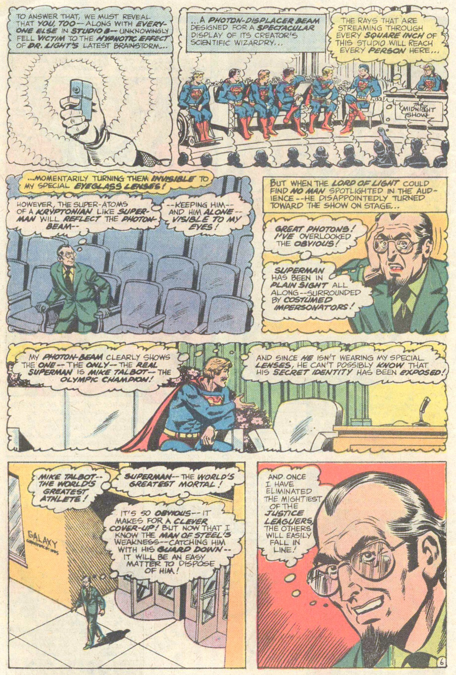 Read online Action Comics (1938) comic -  Issue #474 - 10
