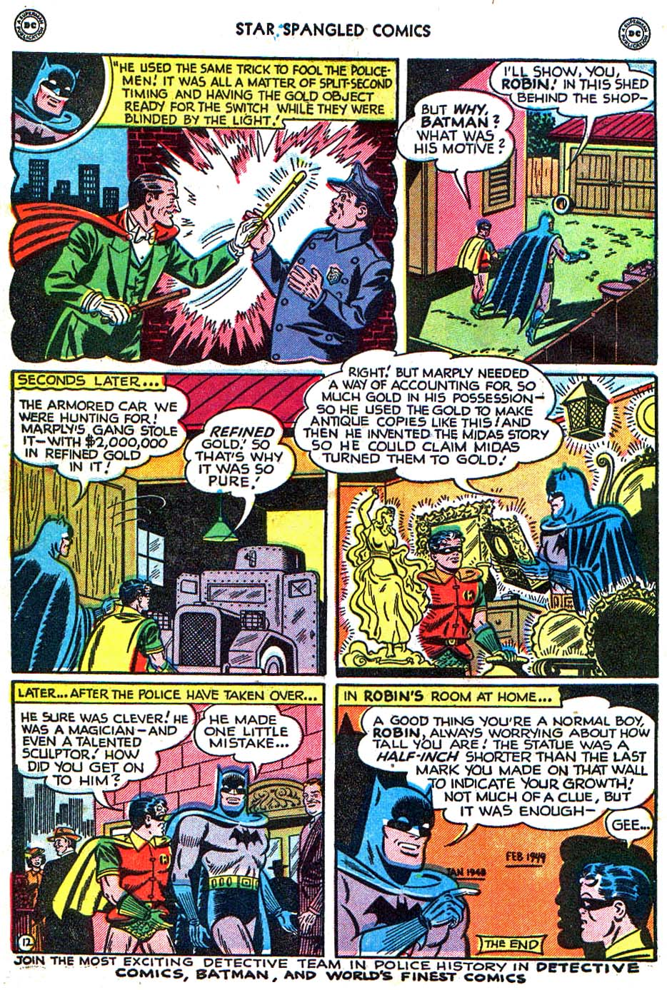 Star Spangled Comics (1941) issue 95 - Page 14