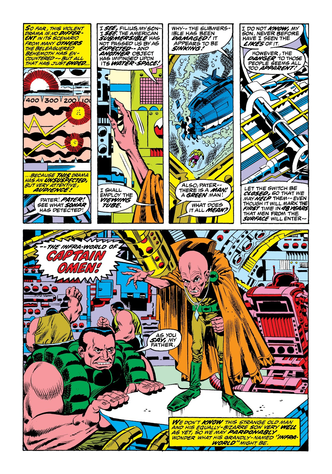 Read online Marvel Masterworks: The Incredible Hulk comic -  Issue # TPB 9 (Part 2) - 60