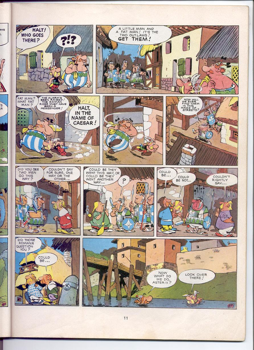 Asterix issue 5 - Page 8