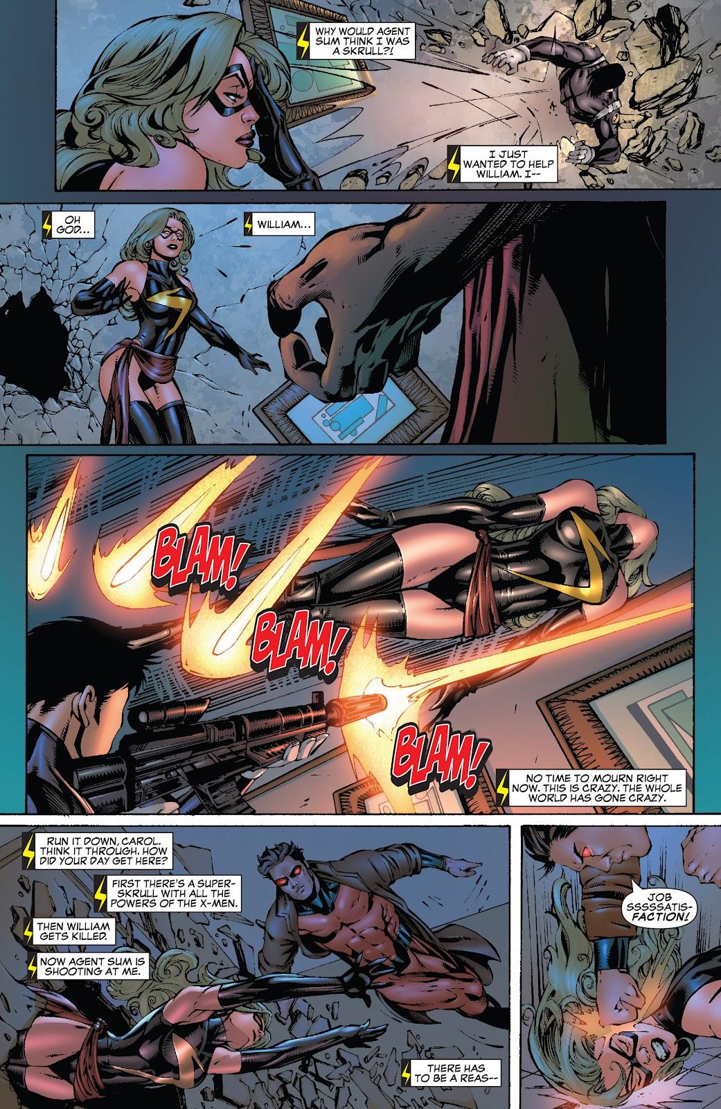 Read online Secret Invasion: Rise of the Skrulls comic -  Issue # TPB (Part 5) - 17