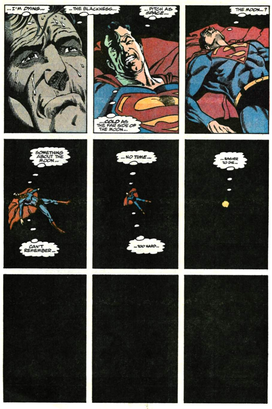 Read online Adventures of Superman (1987) comic -  Issue #479 - 6