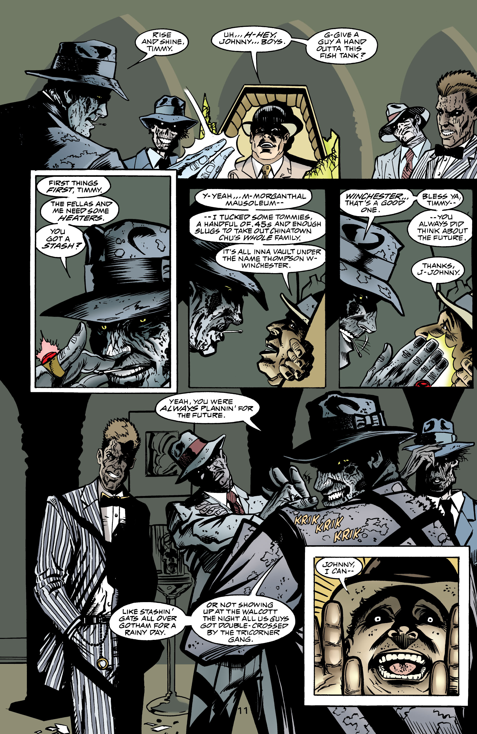 Read online Batman: Day of Judgment comic -  Issue # Full - 12